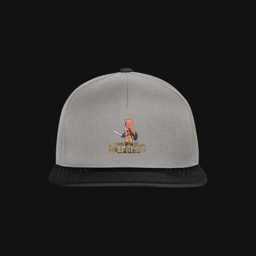 Rippelz - The Legend of Rippelz - Snapback Cap