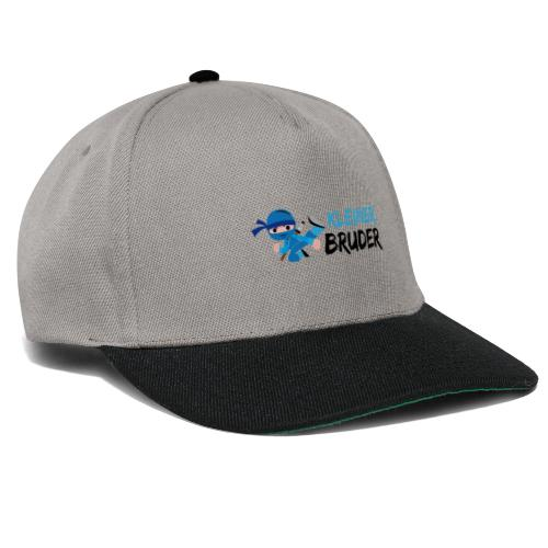 Ninja - Kleiner Burder - Snapback Cap