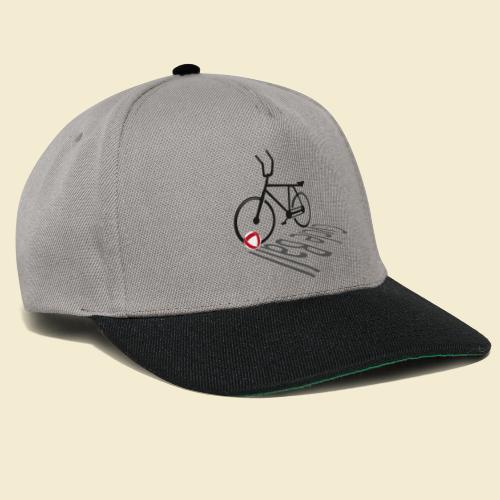 Radball | Cycleball Shadow - Snapback Cap