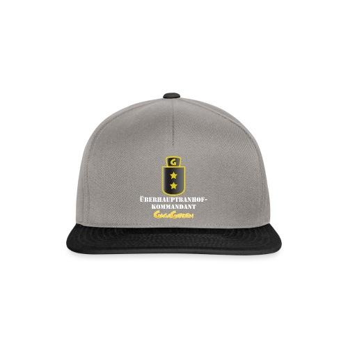 GagaGarden überhaubtbanhofkommandant - Snapback-caps