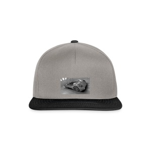 sports race car design - Snapback Cap