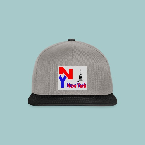 NY - Snapback Cap