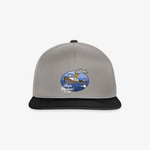 Gravity - Snapback Cap
