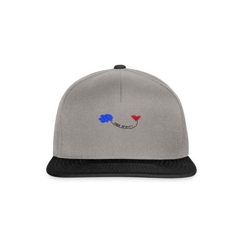freespirit - Snapback Cap