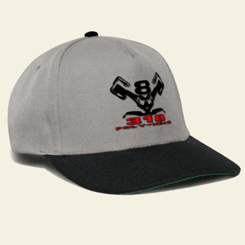 318p v8 - Snapback Cap