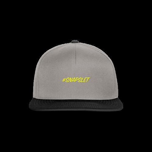 snapslet - Snapback cap
