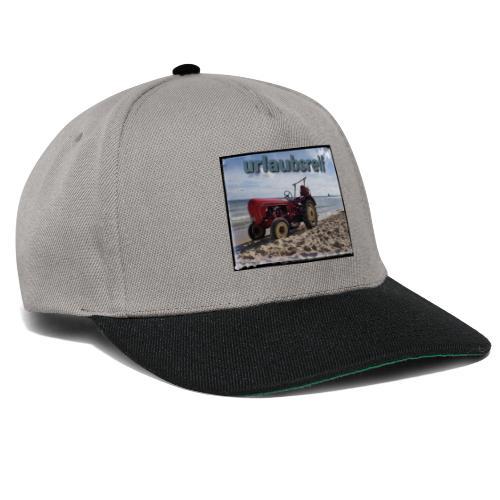 urlaubsreif - Snapback Cap