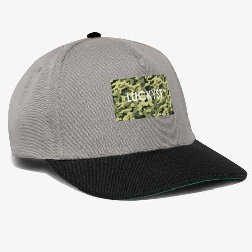 TARN LUCKYST V3 - Snapback Cap