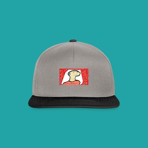 Old Grandpa - Snapback Cap