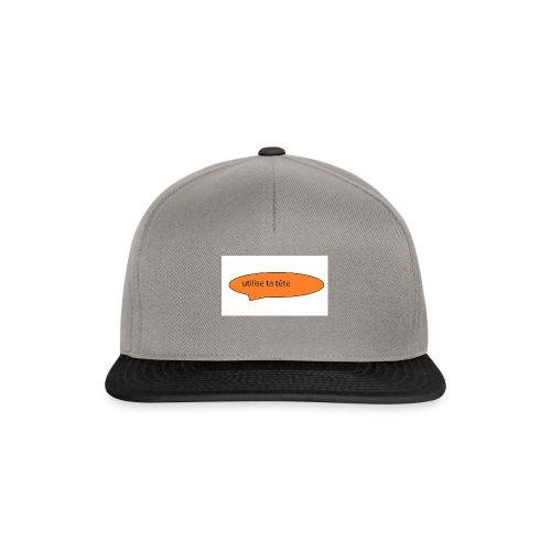 Bruk hodet - Snapback-caps