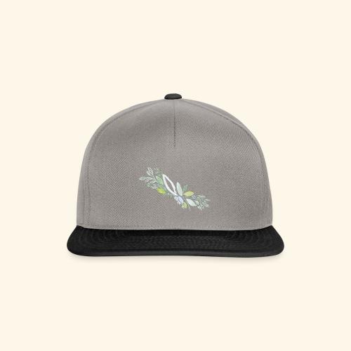 Kra utergarten Ausschnitt - Snapback Cap