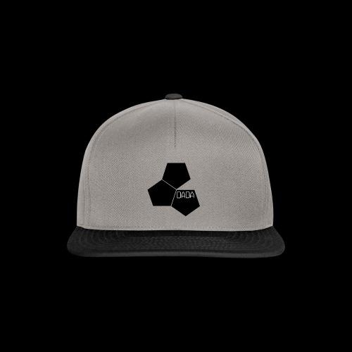 DadaLogo Black - Snapback Cap