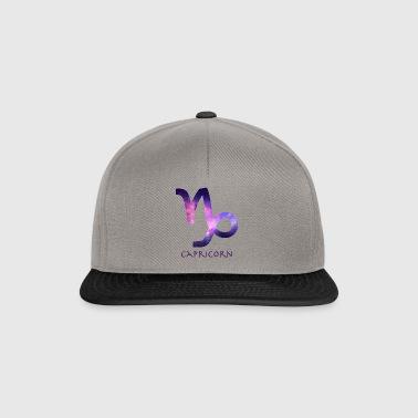 Capricorn - Snapback Cap