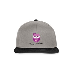 Owl you need is coffee - Snapback Cap