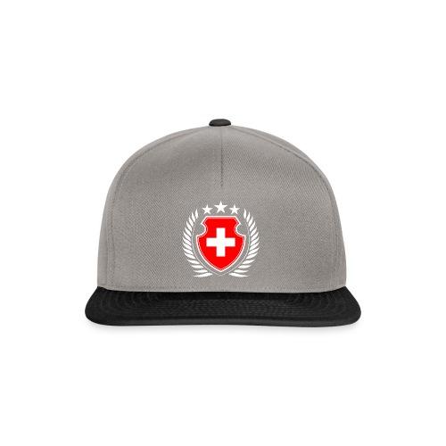 Schweiz - Snapback Cap