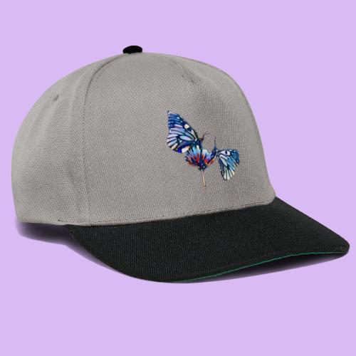 Coppia di farfalle - Snapback Cap