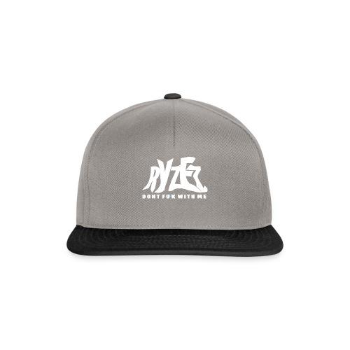 RyZez white - Snapback Cap