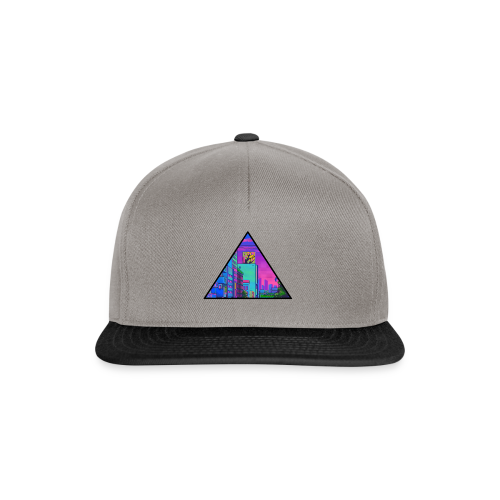 Pixel Street - Snapback Cap