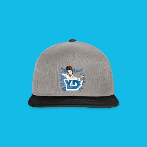 Avatar + Logo - Snapback Cap