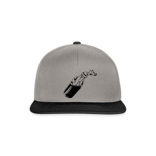 molotov Cocktail - Snapback Cap