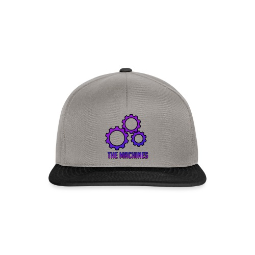 The machines logo - Snapback-caps
