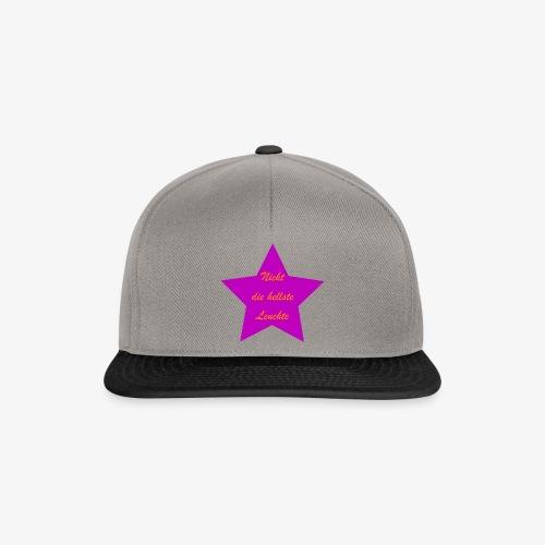 Leuchte - Snapback Cap