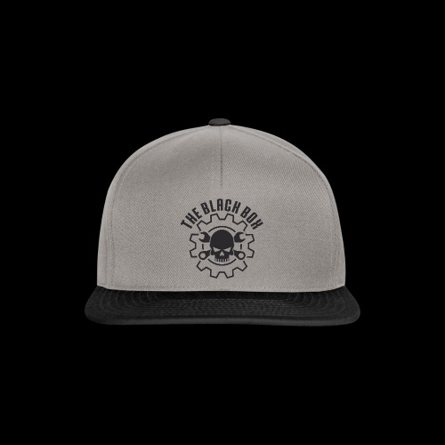 Logo The Black Box - Snapback Cap
