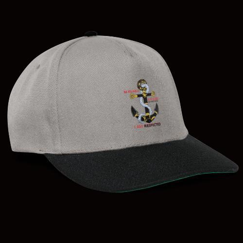 ANCHOR - Snapback Cap