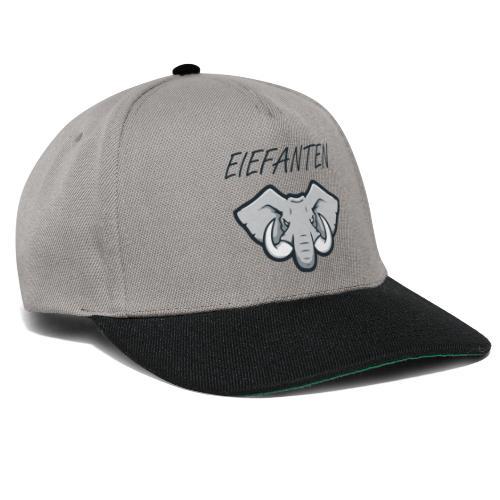Navn og logo - Snapback Cap