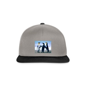 Penguins - Snapback Cap