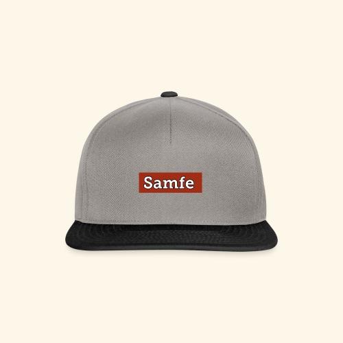 Samfe - Snapbackkeps