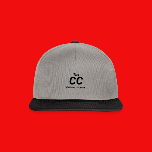 "LIMITED ADDITION ""The clothing company"" - Snapback Cap"