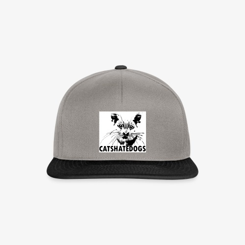 CATS HATE DOGS UNDER - Casquette snapback
