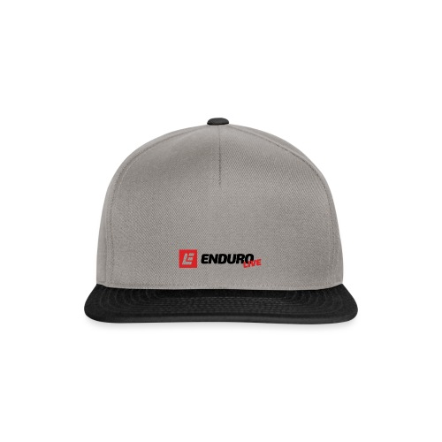 Enduro Live Clothing - Snapback Cap