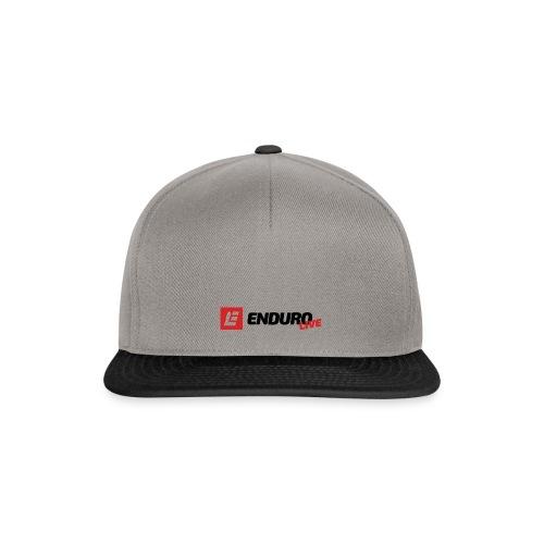 Enduro Live Clothing - Snapback Cap