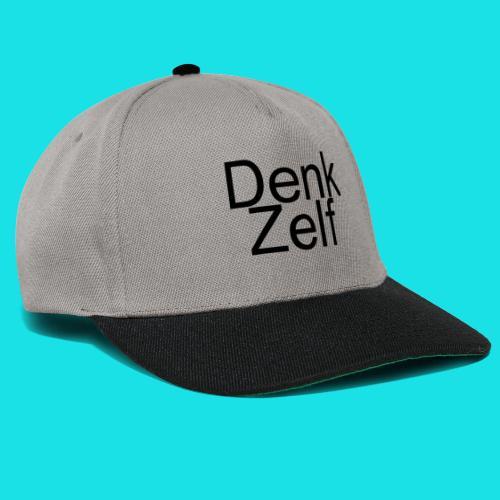 denk zelf - Snapback cap