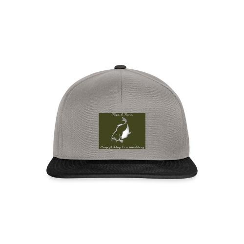 Rigs & Runs - Snapback cap