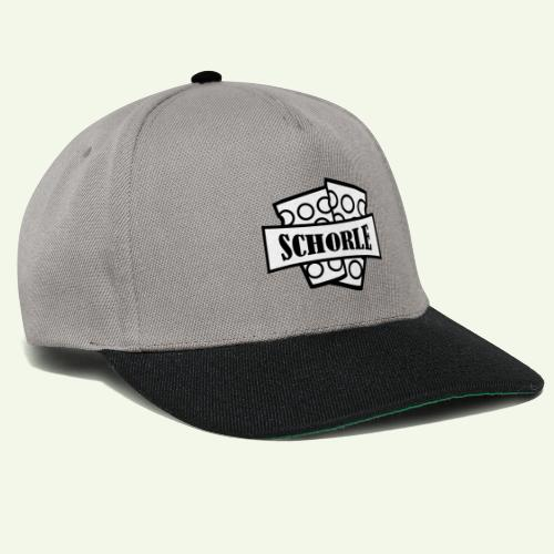 Schorle zwei Glaeser Heller - Snapback Cap