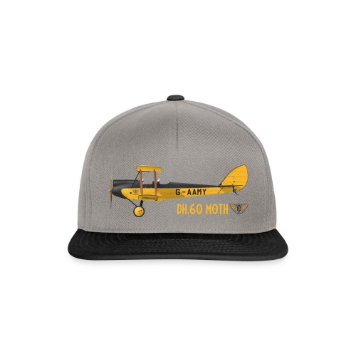 DH60 Moth - Snapback Cap