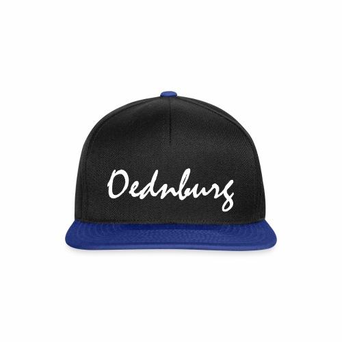 Oednburg Wit - Snapback cap