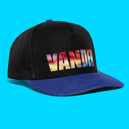 Vander Colorful - Snapback Cap