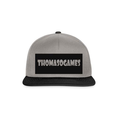ThomasoGames Logo - Snapback cap