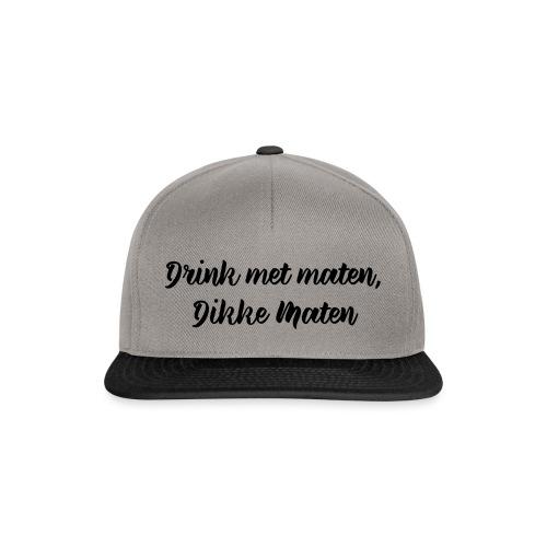Drink met maten - Snapback cap