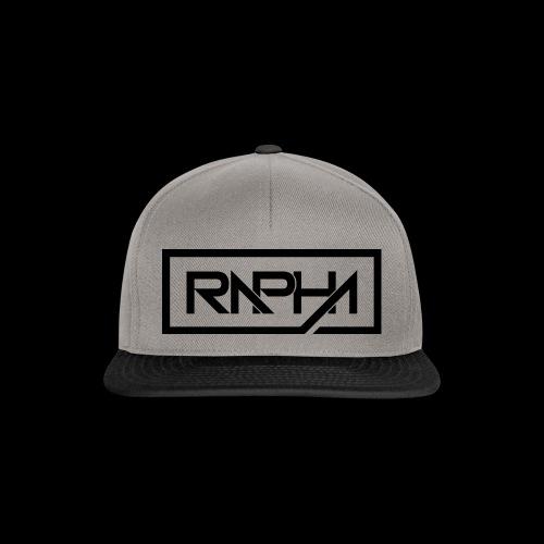 RAPHA Logo - Snapback Cap