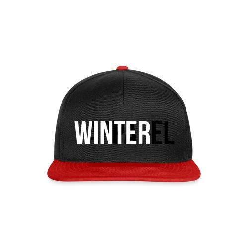 Winter Apparel Logo - Snapback Cap