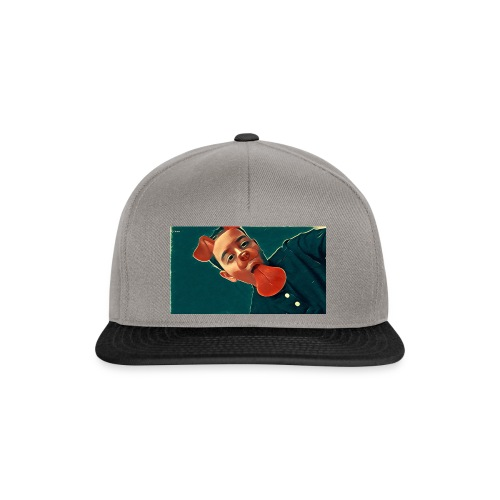 More MK21's Merch - Snapback Cap