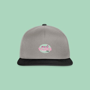Theatercollectief Mals Vlees logo - Snapback cap