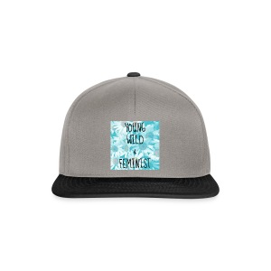 young, wild and feminist - Snapbackkeps