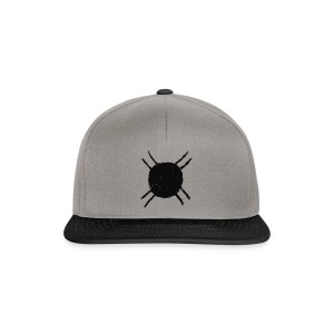 Fredje white shirt - Snapback cap