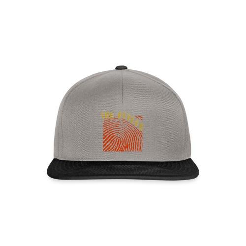 FINGER PRINT 2 - Snapback cap